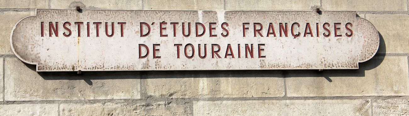 03 Copy of Institut de Touraine sign